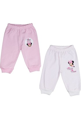 Minnie Mouse MN11294 Bebek 2'li Patiksiz Alt