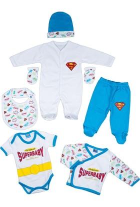 Superman SM10535 Superbaby 10'lu Yenidoğan Set