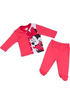 Minnie Mouse MN12308 Bebek Pijama