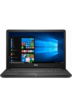 "Dell Inspiron 3567 Intel Core i3 6006U 4GB 500GB Windows 10 Home 15.6"" Taşınabilir Bilgisayar B6006F45OC"