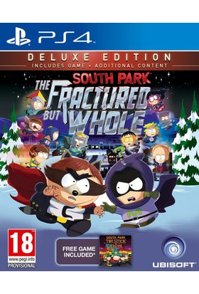 South Park The Fracture But Whole Deluxe Edıtıon