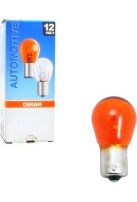 Osram 12V 21W 93 Stop Ampülü Turuncu 8014509