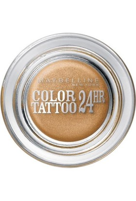 Maybelline New York Color Tattoo 24H Göz Farı 05 Eternal Gold