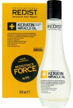 Redist Keratin Yağı Force 100 Ml