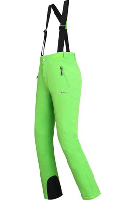 2AS Change Çocuk Kayak Pantolon Yeşil
