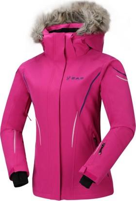 2AS Sarah Kadın Kayak Mont Pembe