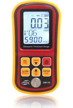 BENETECH GM130 Ultrasonik Kalınlık Ölçer