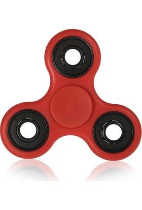 Diwu Fidget Spinner FB0002 Stres Çarkı Kırmızı