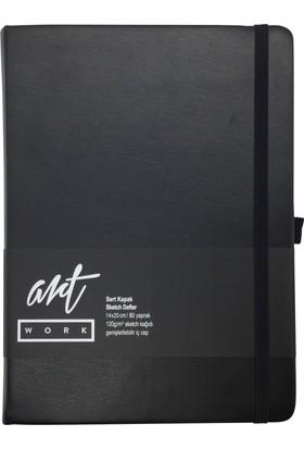 Artwork Sketch Blok 120 G 14X20 80 Yp.