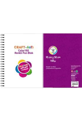 Craft And Arts Fblok 15 Ypr 35X50 160 Gr
