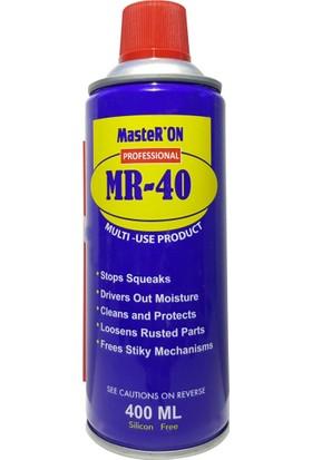 Mr 40 Çok Amaçlı Sprey 400Ml 24'Lü