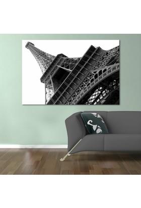 Doku Tablo Eyfel Kulesi Dev Boyut Kanvas Tablo 100x150