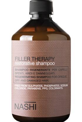 Nashi Argan Dolgu Terapi Şampuan 250Ml
