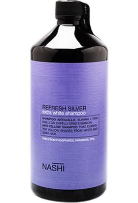 Nashi Refresh Silver Şampuan 1Lt