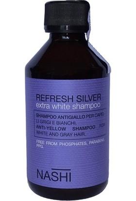 Nashi Argan Silver Extra Şampuan 250Ml