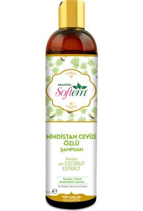 Softem Hindistan Cevizi Özlü Şampuan