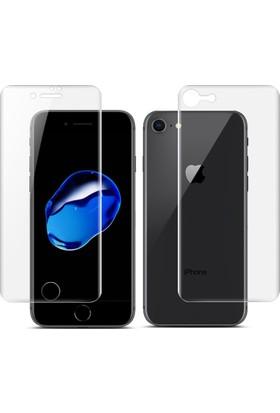 KılıfShop Apple iPhone 8 Ön Arka Koruyucu Film