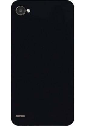 KılıfShop LG Q6 Soft Silikon Kılıf + Nano Ekran Koruyucu