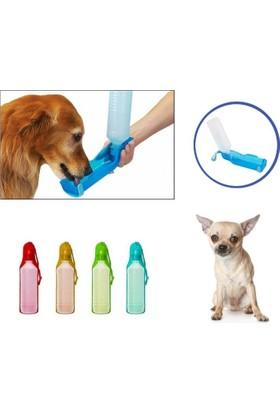 Petzanıa Köpeğiniz İçin Taşınabilir Dökülmez Su Kabı
