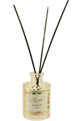 Hoze Bambu Çubuklu Oda Kokusu Amber 130 ML
