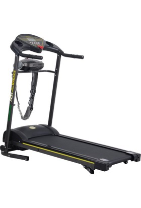 Fox Fitness Magnes 2.0 Hp Motorlu, Masajlı Koşu Bandı