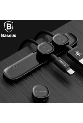 Baseus Peas Cable Clip Kablo Düzenleyici Organizer Cin123