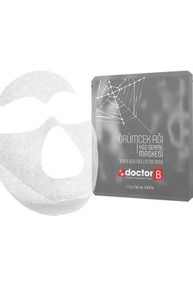 Doctor B Örümcek Ağı Maske 10 Adet