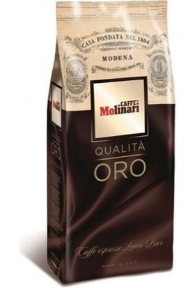 Caffe Molinari Qualita Oro Çekirdek Kahve 1 Kg