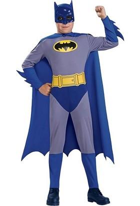Rubies Batman Çocuk Kostüm 8-10 Yaş 8-10 Yaş Arası - Batman