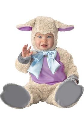 Hkostüm Bebek Kuzu Kostümü 6-12 Ay