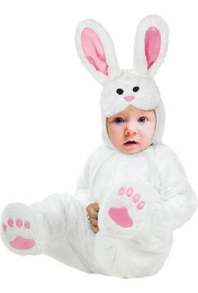 Hkostüm Bebek Tavşan Kostümü 18-24 Ay