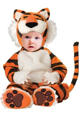 Hkostüm Bebek Tiger Kostümü 6-12 Ay
