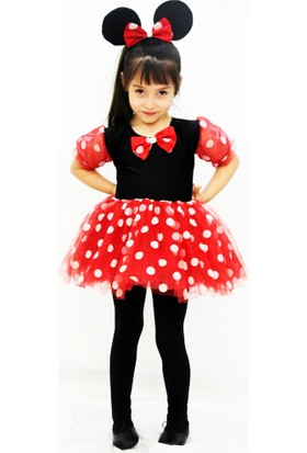 Hkostüm Mini Balerin Kız Çocuk Kostümü 5-6 Yaş