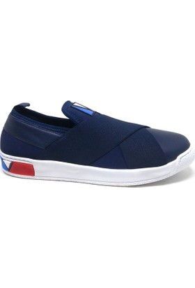 Shop And Shoes 001-6837216 Erkek Ayakkabı Lacivert