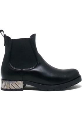 Shop And Shoes 013-162 Kadın Ayakkabı Siyah