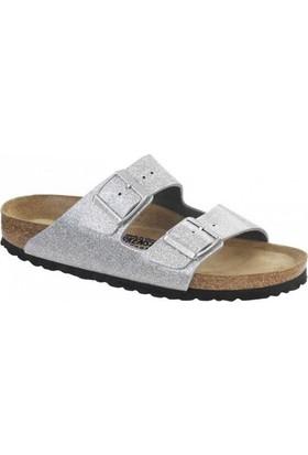 Birkenstock 105-057653B Arizona Bf Wb Kadın Sandalet Magic Galaxy Silver