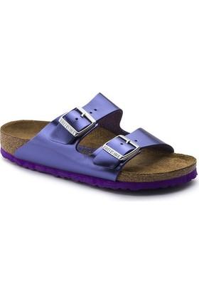 Birkenstock 105-1003479B Arizona Nl Kadın Sandalet Metallic Violet