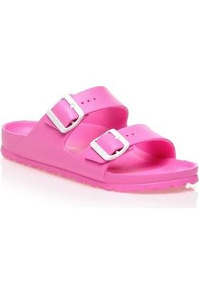 Birkenstock 105-129533B Arızona Eva Kadın Sandalet Neon Pink