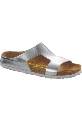 Birkenstock 105-730533B Charlize Kadın Sandalet Metallic Silver