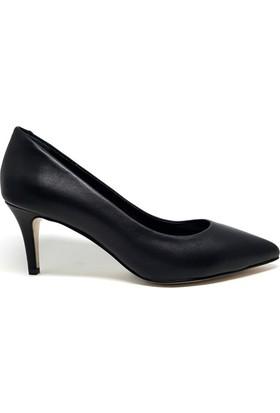 Shop And Shoes 122-3403 Kadın Ayakkabı Siyah