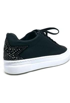 Shop And Shoes 127-052 Kadın Ayakkabı Siyah
