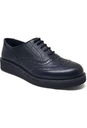 Shop And Shoes 127-2023 Kadın Ayakkabı Siyah