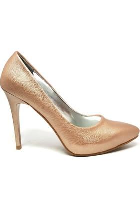 Shop And Shoes 146-21 Kadın Ayakkabı M.Bakır