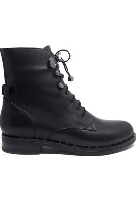 Shop And Shoes 150-1050 Siyah Kadın Bot