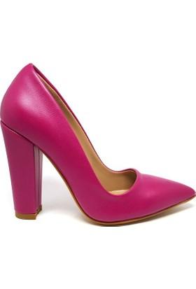 Shop And Shoes 164-260 Kadın Ayakkabı Fuşya
