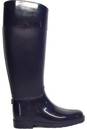 Shop And Shoes 175-503 Kadın Çizme Siyah