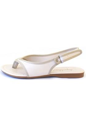 Shop And Shoes 190-079 Kadın Ayakkabı Bej