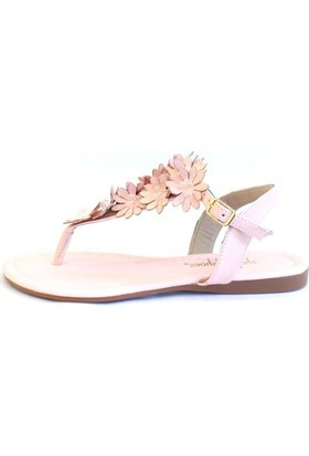 Shop And Shoes 190-081 Kadın Ayakkabı Pudra