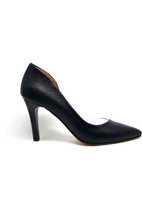 Shop And Shoes 194-85 Kadın Stiletto Siyah