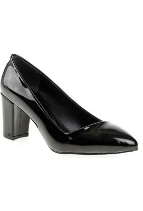Derio Bayan Klasik Ayakkabı Siyah 28251